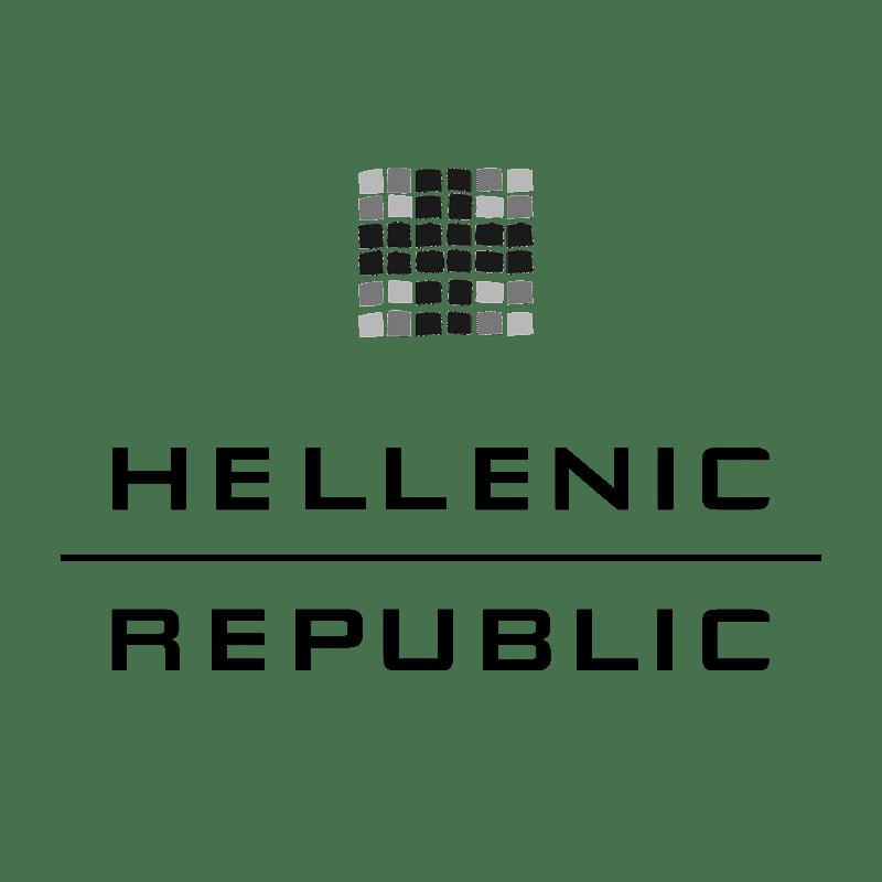 Hellenic Republic logo