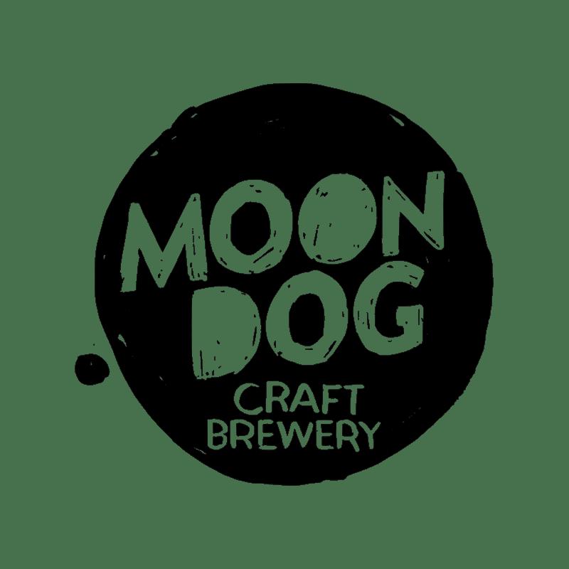 Moon Dog Craft Brewery logo